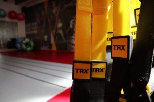 TRX trénink