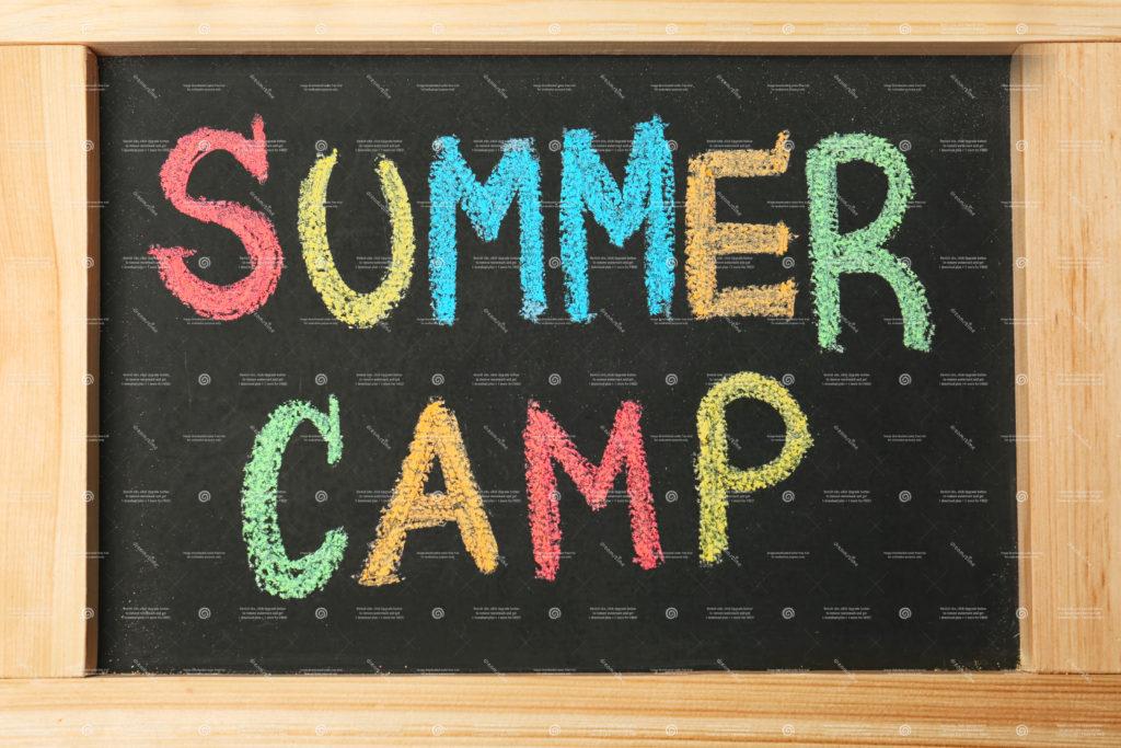 letní pŕíměstský tábor
